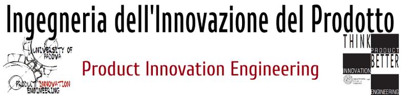 Ingegneria dell'Innovazione del Prodotto